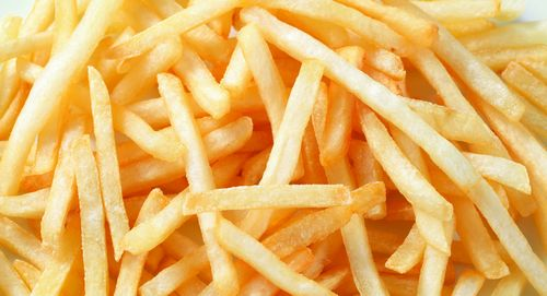 How to Lose Those Calories in French Fries